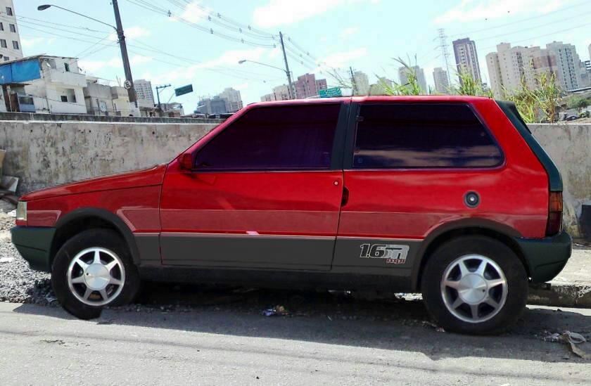 Fiat Uno 1.6 R | #CARROCULTURA