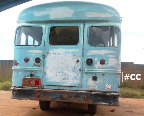 Onibus Thomas Built 2