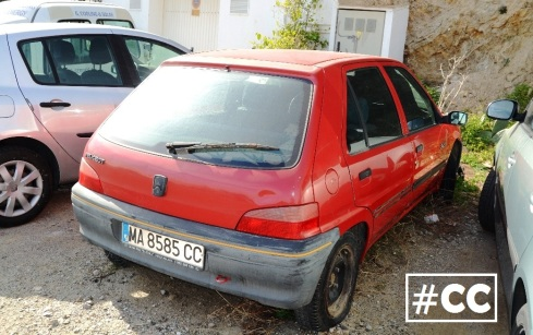 Peugeot 106 Sketch 2