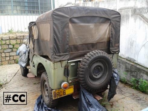 Willys CJ 3 1