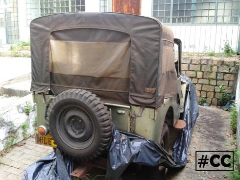 Willys CJ 3 2
