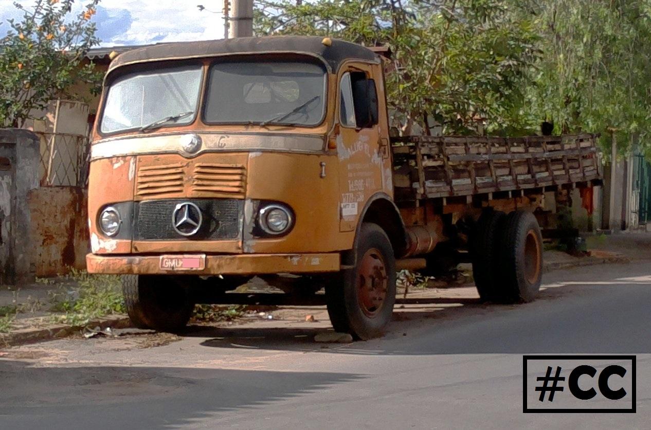 211 Rf 227 Os Caminh 227 O Mercedes Benz Lp 321 Carrocultura