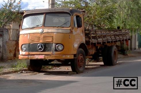 Caminhao MB LP 321