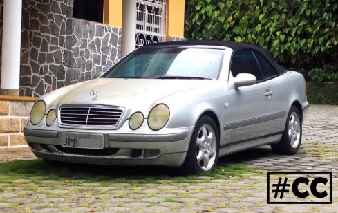 CLK 320 Cabriolet 1